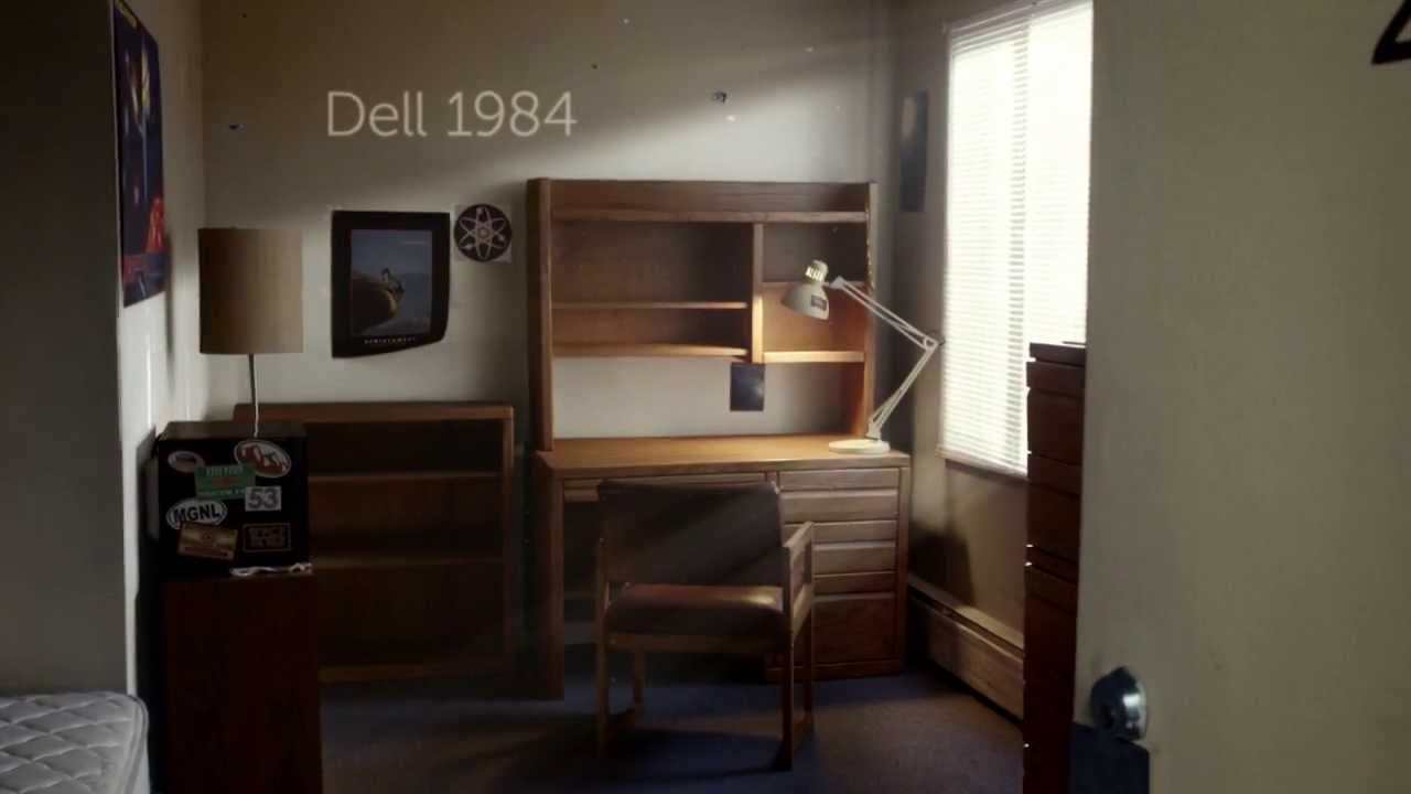 "analyzing the ""dell beginnings"" campaign and Wwwstudymodecom."